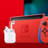 Cómo conectar AirPods y otros auriculares Bluetooth a tu Nintendo Switch