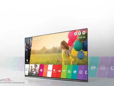 Smart TV LG de 49 pulgadas UHD 4K con 170 euros de descuento