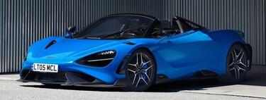 McLaren 765 LT Spider: 765 hp, 0-100 km/h en 2.8 segundos y más de 10 millones de pesos en poder puro
