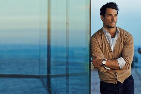 David Gandy Ms Fw 2014 San Francisco 1