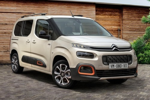 Citroën Berlingo, el utilitario francés se renueva y adopta una look más deportivo