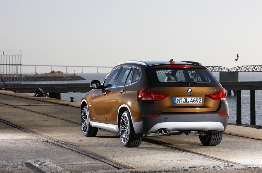 Foto de BMW X1 (116/120)