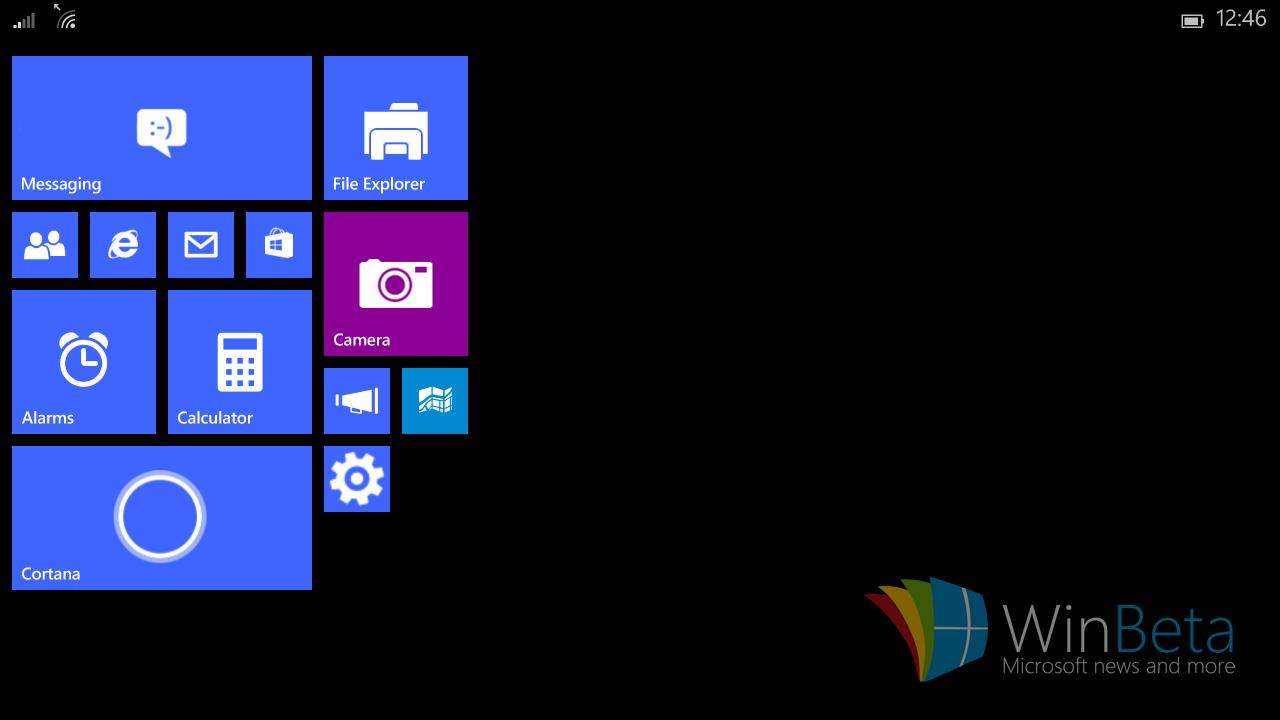 Foto de Windows 10 para tablets pequeños (7/8)