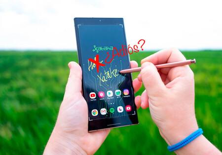 El futuro de los Samsung Galaxy Note tras los nuevos Galaxy S21 queda más en entredicho: ahora comparten lo que les hacía únicos