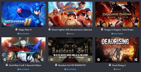 Capcom Mega Bundle