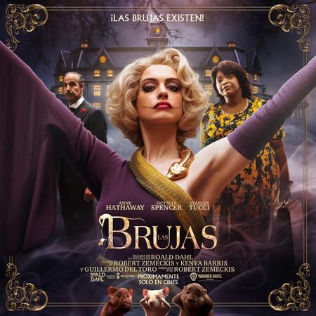 Las Brujas Remake Poster Es