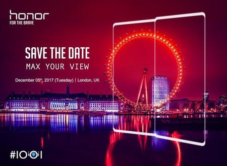 Presentación del Honor V10 en Europa