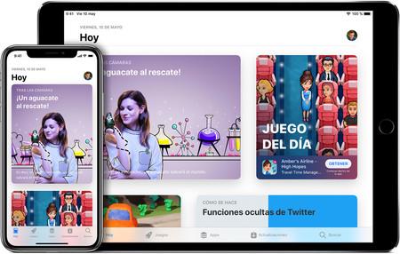 La App Store de iOS ha generado un 80% más de ingresos que Google Play en lo que llevamos de 2019
