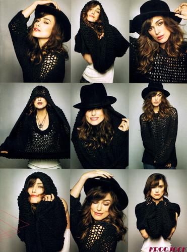 Foto de Keira Knightley en la Glamour USA de noviembre (1/6)