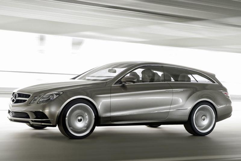Foto de Mercedes-Benz ConceptFASCINATION (5/9)