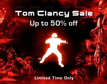 Franquicias bajo el sello Tom Clancy