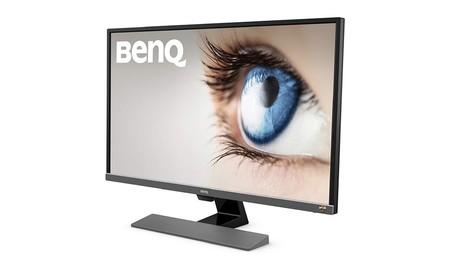 Una enorme diagonal y una estupenda resolución 4K para tu PC, hoy más barata con el BenQ EW3270U, en Amazon por 399,99 euros