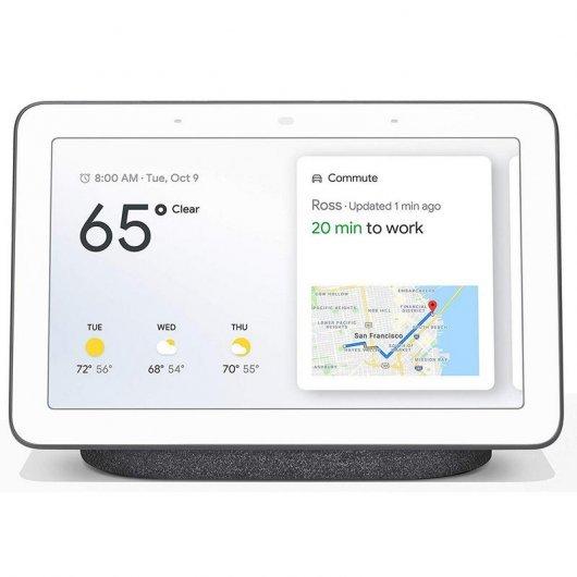Pantalla Wi-Fi inteligente Google Nest Hub