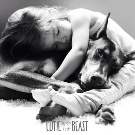 Cutie And The Beast Dog Girl Seana Doberman 7