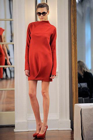 Foto de Victoria Beckham, Otoño-Invierno 2010/2011 en la Semana de la Moda de Nueva York (2/14)