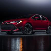 El Toyota Corolla Special Edition añade un extra de picante visual al compacto híbrido, pero sólo para EEUU