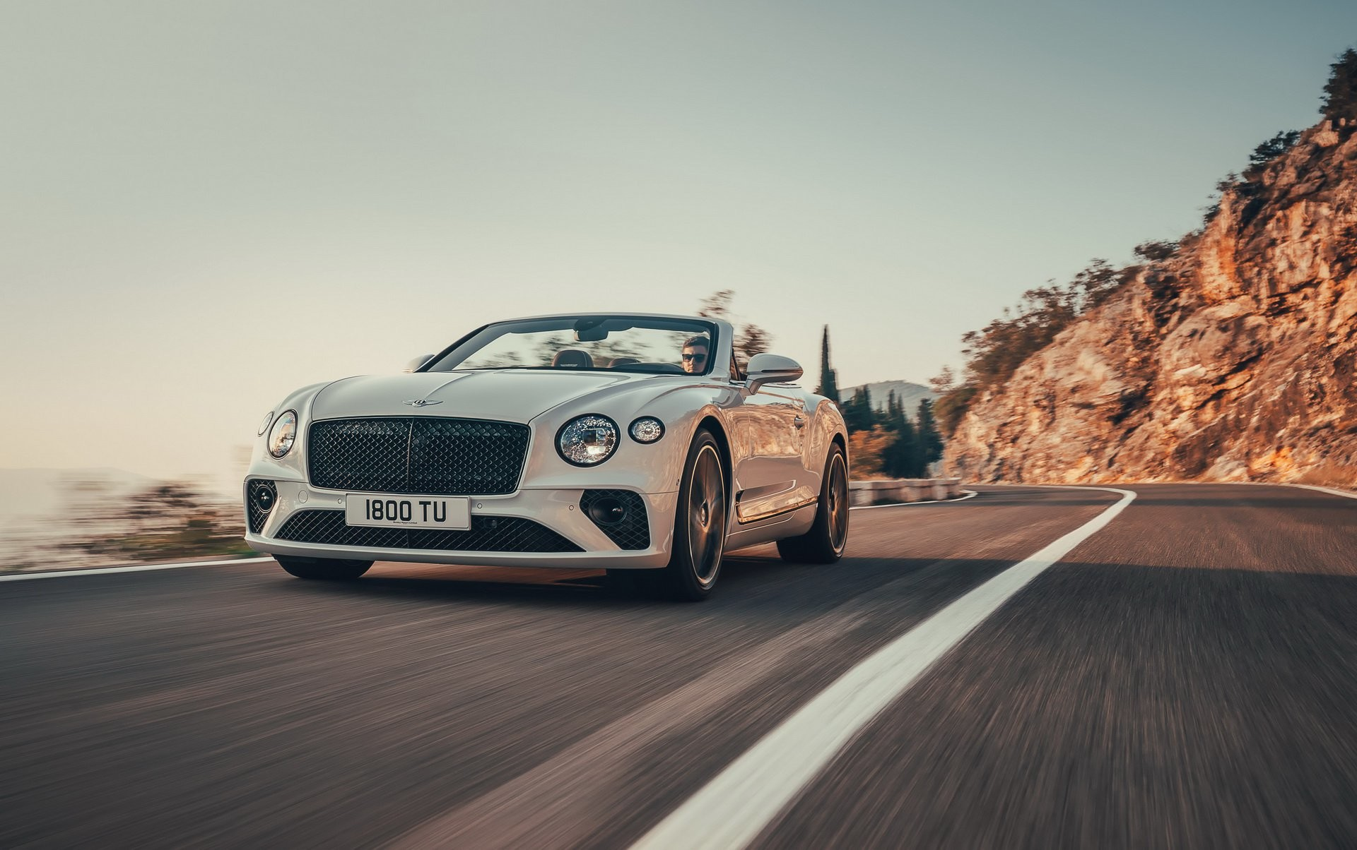 Foto de Bentley Continental GT Convertible 2019 (3/35)