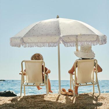 Zara Home tiene una nueva colección de playa para niños que les hará disfrutar de un verano idílico