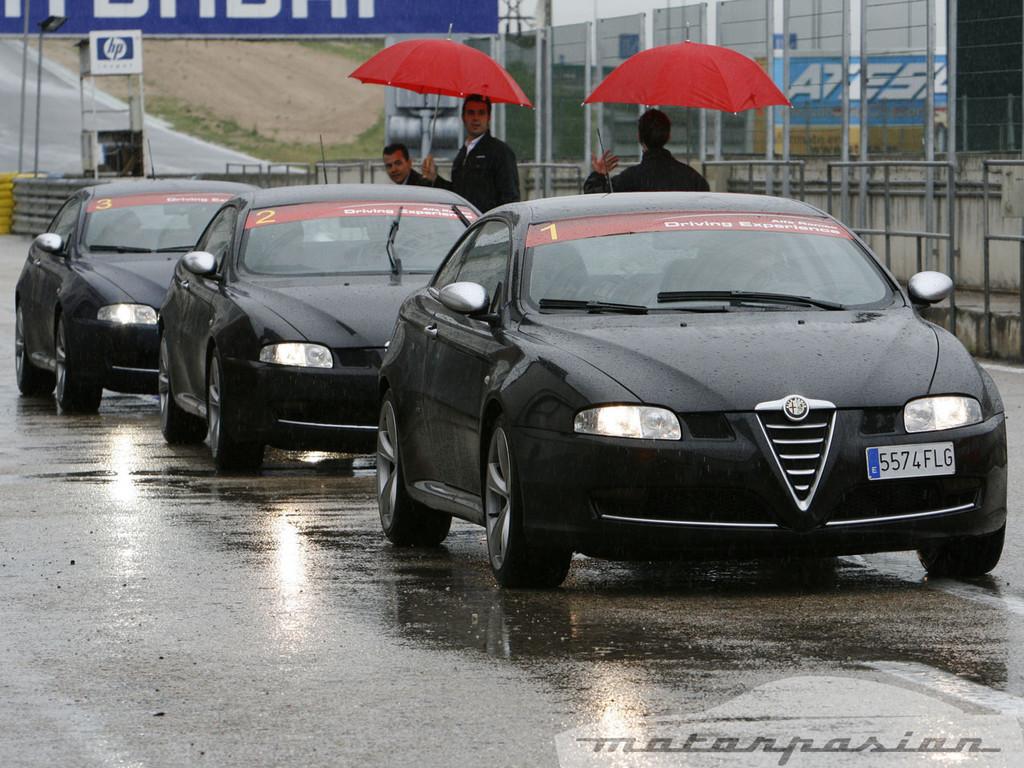 Foto de Alfa Romeo Driving Experience 2008 (Jarama) (13/40)