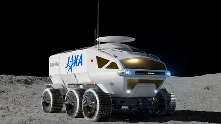 ¿Un todoterreno para conducir por la Luna? Sí y es japonés