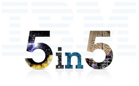 IBM y sus cinco predicciones tecnológicas para los próximos cinco años