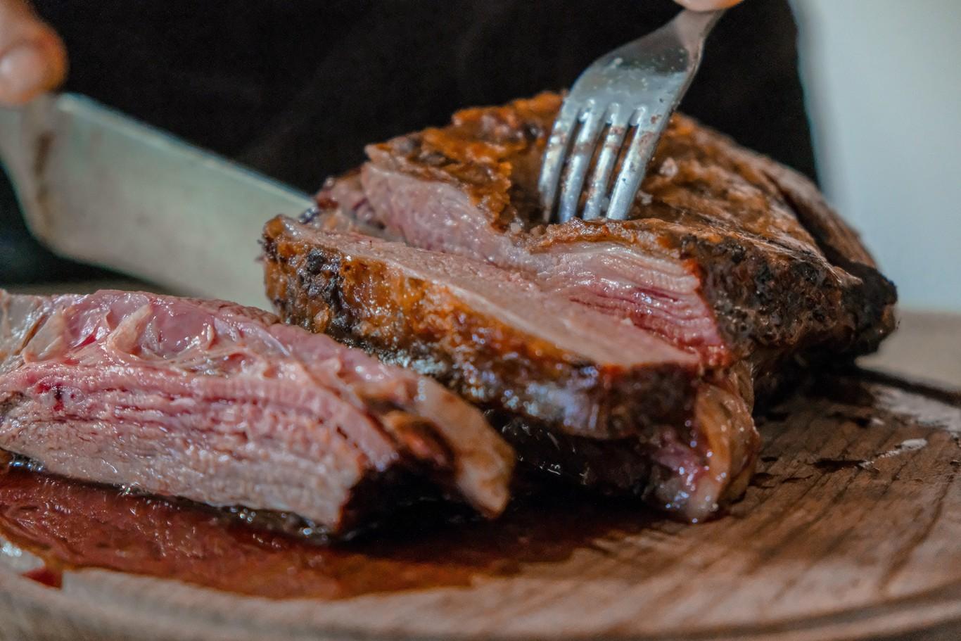 se puede ser intolerante a la carne roja