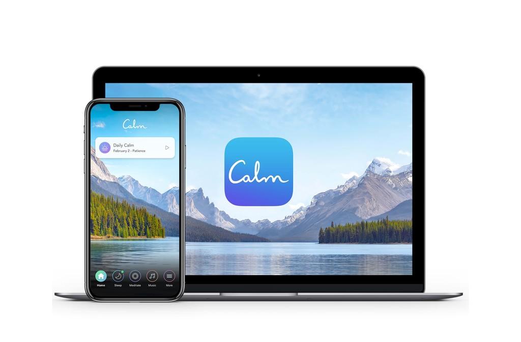 El negocio millonario de las apps de meditación: Calm recibe 88 millones de dólares y ya vale más de 1.000 millones
