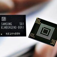 Nadie vende más memorias internas para móviles que Samsung, con Toshiba cada vez más lejos