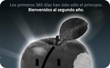 Un año con Applesfera: ¡GRACIAS A TODOS!