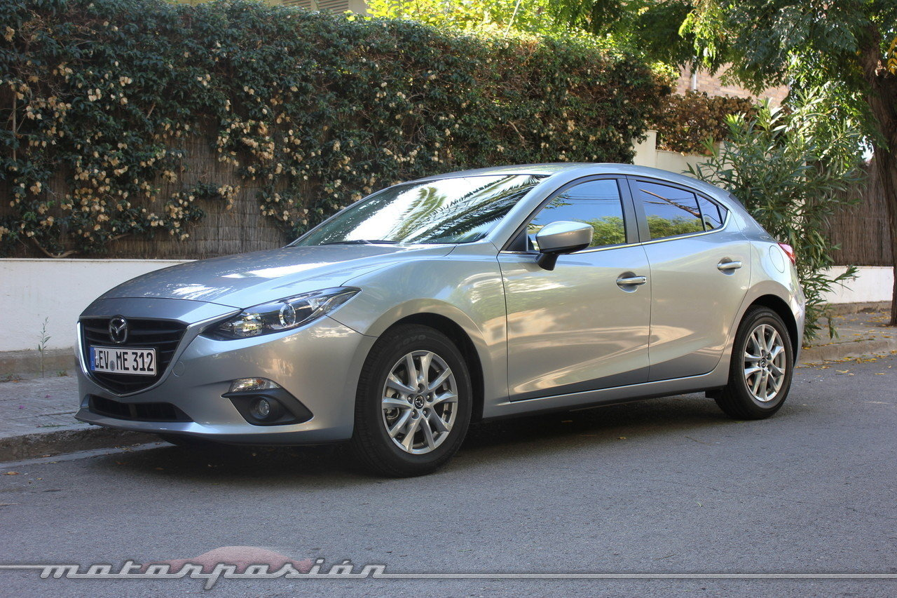 Foto de Mazda3 2013, presentación y prueba (25/61)