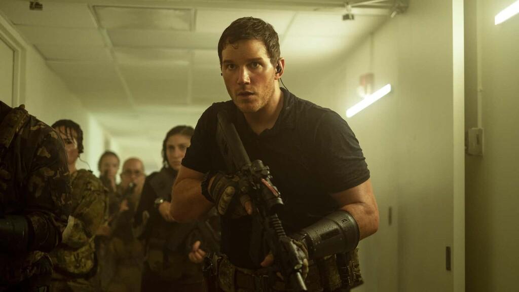 'La guerra del mañana': un blockbuster de ciencia-ficción en Amazon Prime tan divertido como descerebrado