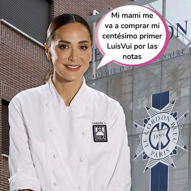 Tamara Falcó se gradúa de su curso de cocina en Le Cordon Bleu: Así es cómo ha celebrado que por fin tiene su título de chef