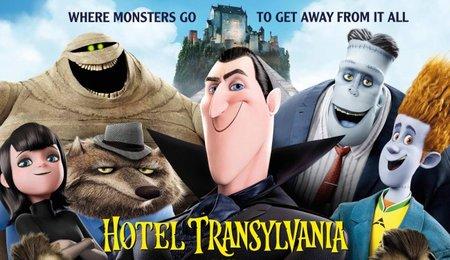 Cartel de Hotel Transilvania