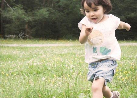 La foto de tu bebé: verano en libertad