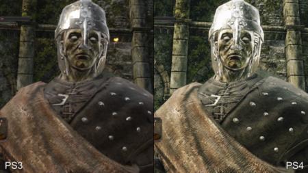 Vídeo comparativo muestra las diferencias entre Dark Souls II para PS3 y PS4