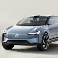 Concept Recharge: Volvo nos da un vistazo a su futuro de autos eléctricos con sensores LiDAR, VolvoCars.OS y Android