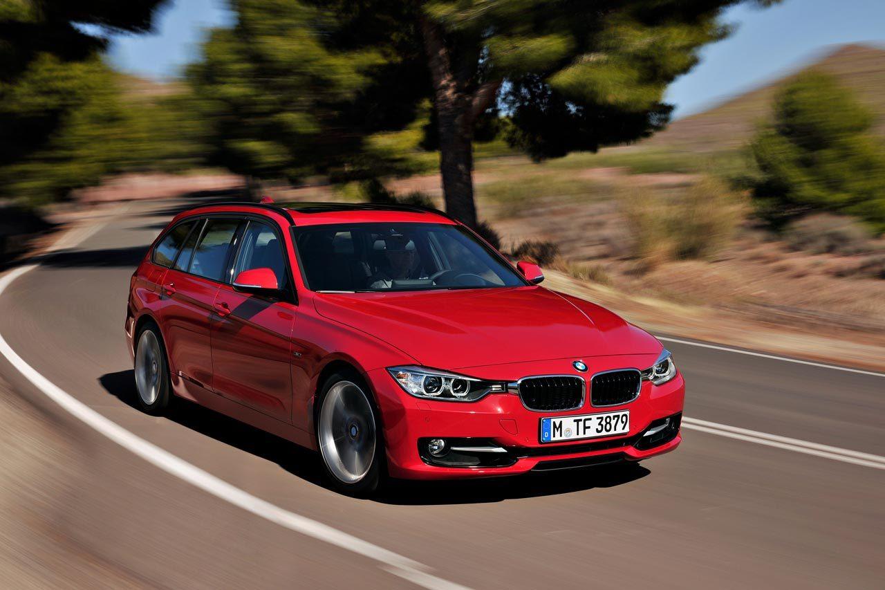 Foto de BMW Serie 3 Touring 2012 (26/43)