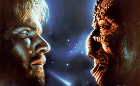 Ciencia-ficción: 'Enemigo mío', de Wolfgang Petersen