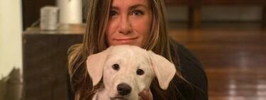 Este es el look de Jennifer Aniston que no tiene nada pero lo tiene todo