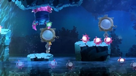 'Rayman Legends' en plan Kill Bill es lo más