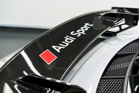Audi R8 V10 Plus Coupe Competition Package 3