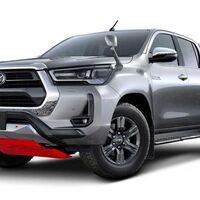 Toyota Hilux GR Sport 2022, la variante intervenida por Gazoo Racing debutará en octubre próximo