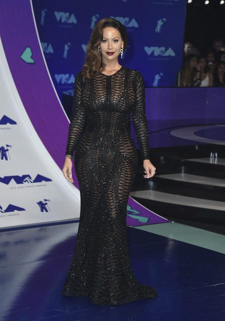 mtv vma video music awards 2017 alfombra roja red carpet Amber Rose