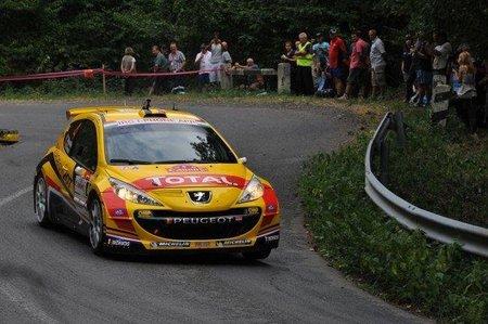 El Rally de Hungría se cae del calendario del IRC