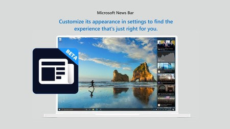 Microsoft News Bar2
