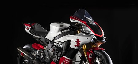 La Yamaha YZF-R1 GYTR es una máquina carreras-cliente sólo digna de 20 afortunados