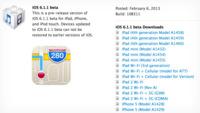 Apple lanza la beta de iOS 6.1.1 con grandes mejoras en los mapas de Japón