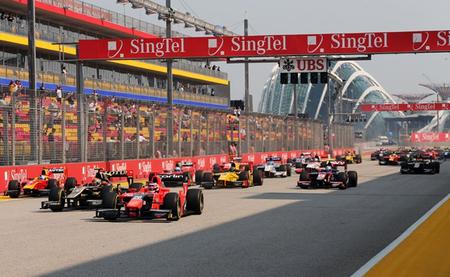 La GP2 presenta el calendario 2013