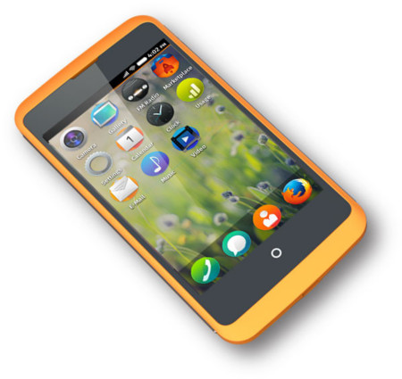 ZTE Firefox OS 2014