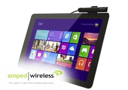 Amped Wireless anuncia el TAN 1, un adaptador WiFi para tabletas y ultrabooks